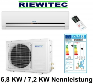 Split Klimaanlage 8 kw