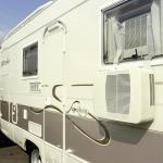 Split Klimaanlage Caravan