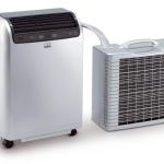 Mobile Split Klimaanlage