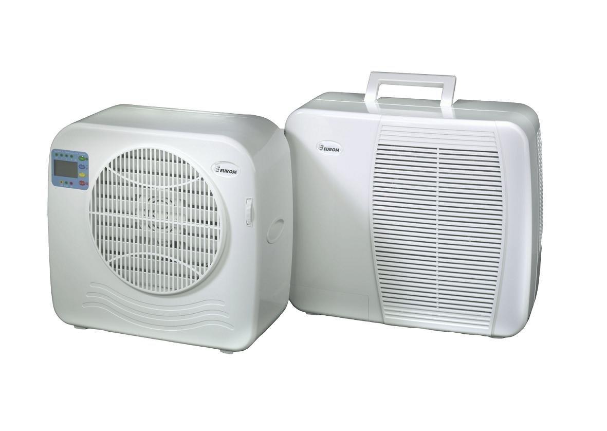 Split klimaanlage eurom for Klimaanlage dachmontage