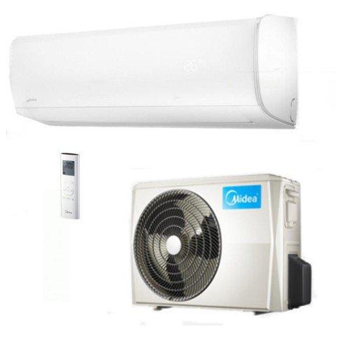 Split klimaanlage w rmepumpe for Klimaanlage dachmontage