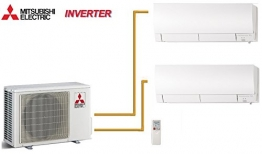 Mitsubishi Inverter Electric Deluxe MSZ.FH25VE Split Klimaanlage