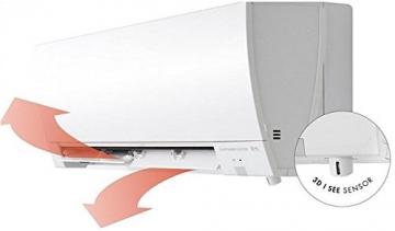 Mitsubishi Inverter Electric Deluxe MSZ.FH25VE Split Klimaanlage