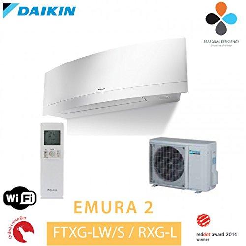 Daikin EMURA FTXG20LW RXG20L II Split Klimaanlage