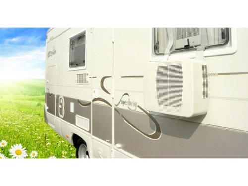 Eurom Split Klimaanlage Caravan