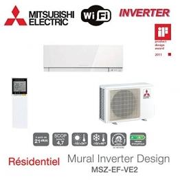 Mitsubishi Split Klimaanlage MSZ-EF35VE2W