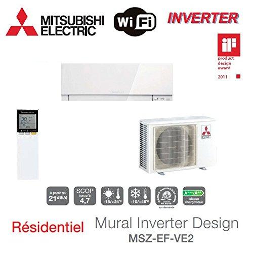 Mitsubishi Split Klimaanlage MSZ-EF50VE2W