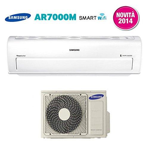 Samsung split klimaanlage ar7000 for Klimaanlage dachmontage