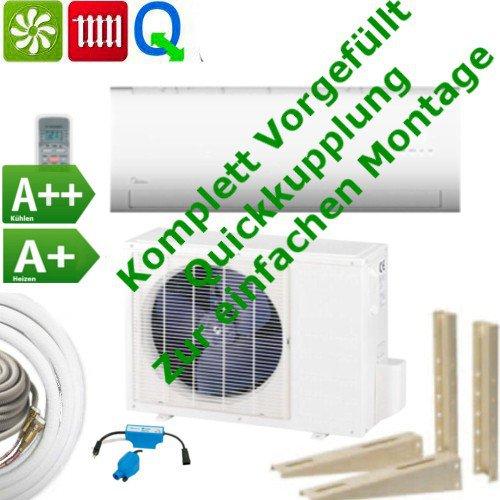 Comfee split klimaanlage msr23 18hrdn1 qe for Klimaanlage dachmontage